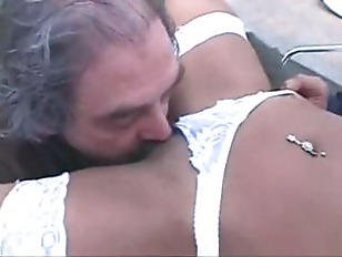 Picture Young Ethnic Babe And Dirty Old Man