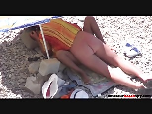 Picture Amateur Couple Fucking On Voyeur Beach