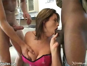 Horny Anal Mom Wants Black Cock