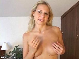 Picture Amazing Celine Masturbate And Fuck Her Small...