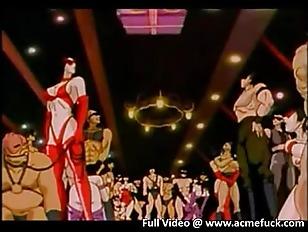 Naughty Anime Cartoons...