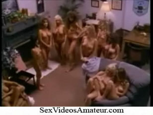Picture Amazing Lesbian Classic Orgy