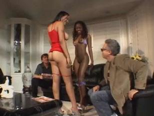 Free interracial porn trailer