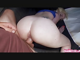 Busty Brit Blows Her...
