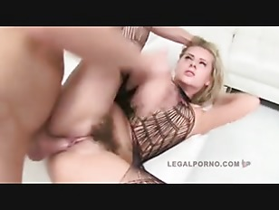 Picture Hairy Zuzanna Double Fuck