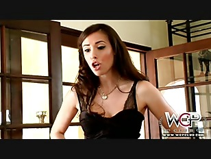WCPClub Sexy Brunette Housewife...