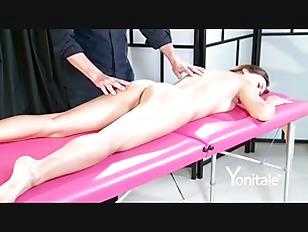 Hot Massage And Licking...