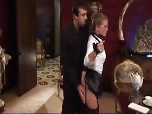 Rita Faltoyano In Bondage...