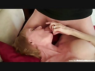 Two Cocks For Amateur GILF Mommy