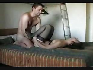 Amateur romanian couple