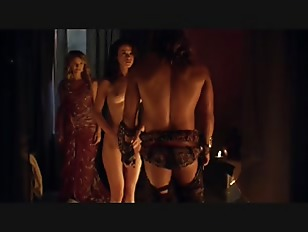 Spartacus sex scenes complication...