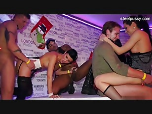 Horny Hot Party Gets...