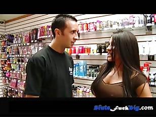 Porn Store Pornstar
