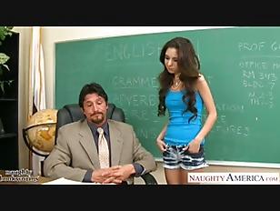 Small Titted Schoolgirl Trinity...