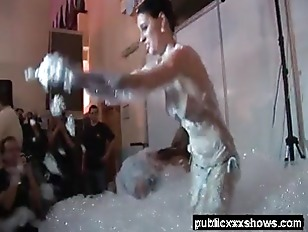 Picture Soapy Lesbian Dancers