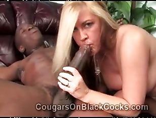Horny Mature Blonde Slut...