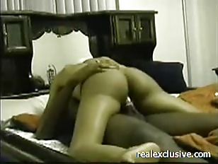 Interracial threesome Molly with...