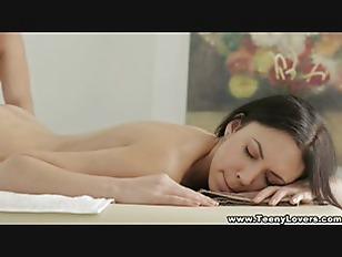 Teeny Lovers - Massage Me...