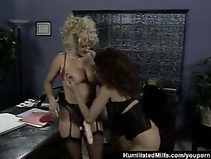 Office Double Penetration For...