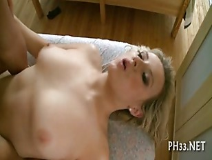 Pussy Drilling With Busty...