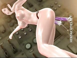 Slutty 3D Hentai Chick...