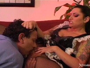 Picture Tattooed Young Slut Wife Gets Fucked