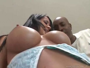 Savannah Stern Interracial...