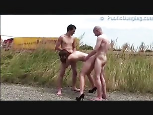Two on one sex