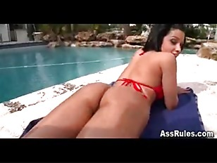 Abella Anderson Fucked ANAL...