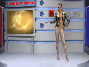 Picture Russian Moskow Girl TV
