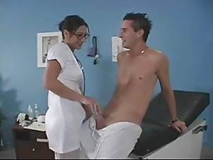 Horny Doctor And Her...