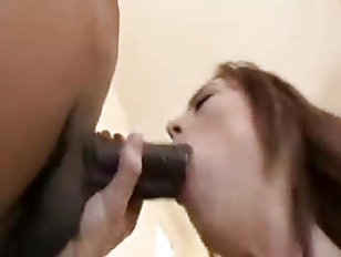 Riley Shy Interracial...
