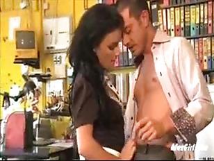 Hot Maid Cecilia Vega...