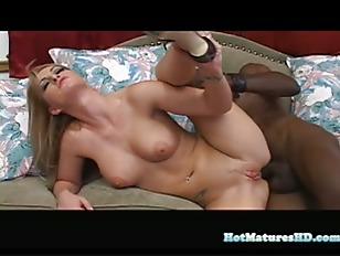 Aline Hot Interracial Hardcore...