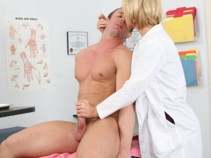 Sexy Doctor Brianna Beach...