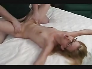 Geek chick girl gets screwed