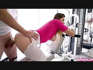 Picture Athletic Brunettes Perfect DDDs P2