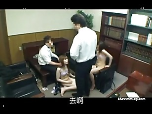 Picture Group Sex In The Office