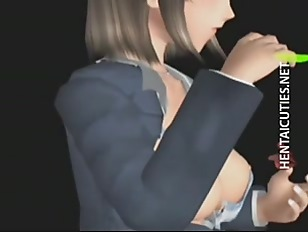 Picture 3D Anime Angel Gets Pussy Rubbed