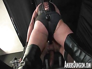 Picture Strap On Ass Dilling And Milking Of Helpless...