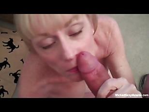 Watching Grandma Suck My Dick