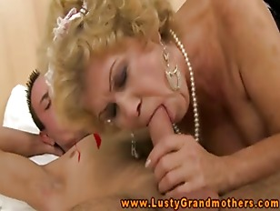 Picture Hairy Granny In Lingerie Fucks And Sucks