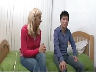 Jessica Lynn Fucks Asian...