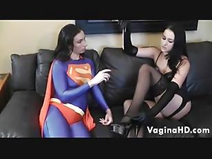 Superwoman porn videos