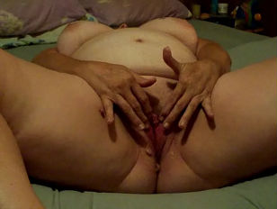 Wife Getting Off...