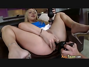 Picture Anal Destruction With The Divine Babe
