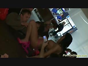 Lapdance Porn Show On...