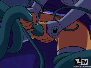Teen Titans Parody - Tentacles