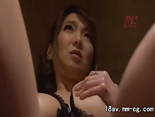 Picture Huge Rack Japanese Babe Works A Cock