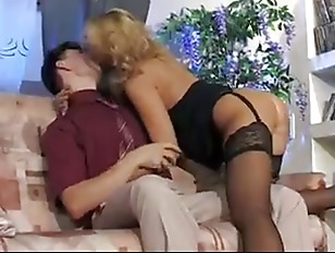sexy stepmother porn Sexy Busty Brunette MILF Babe Keisha Gets Seduced By Her.